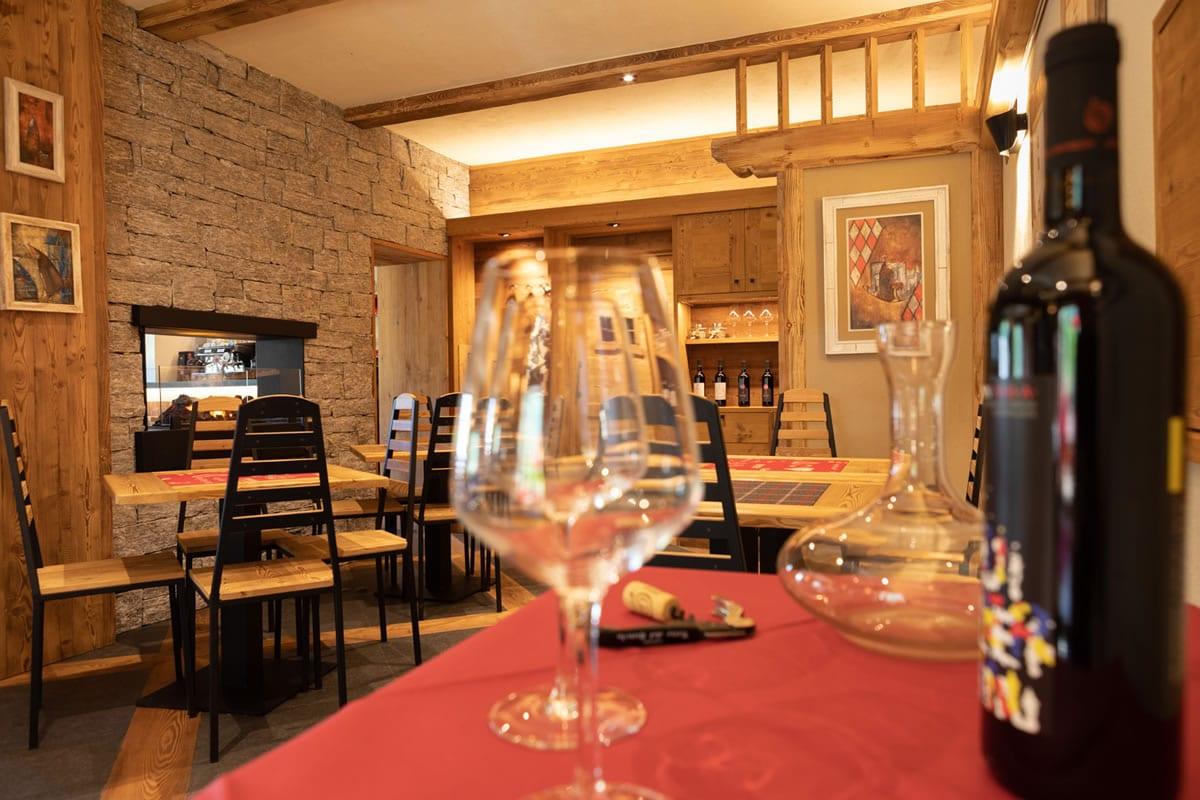 Chez Pierina - Ristorante a Chamois
